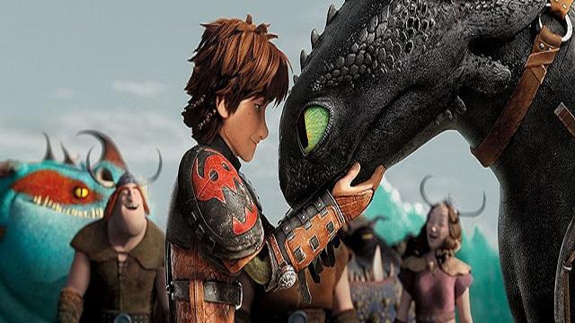 ヒックとドラゴン2