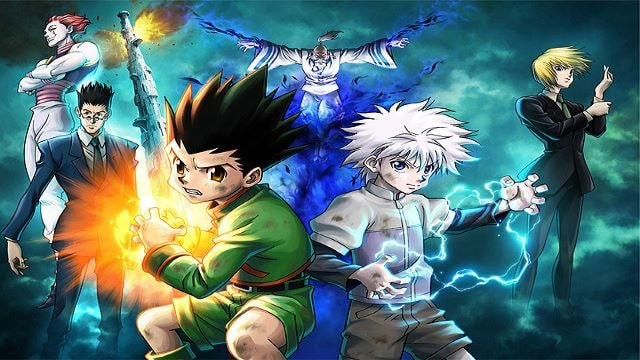 劇場版 HUNTER×HUNTER -The LAST MISSION-