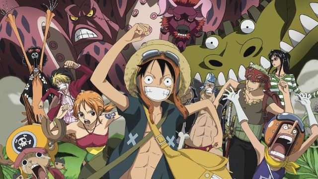 ONE PIECE FILM STRONG WORLD