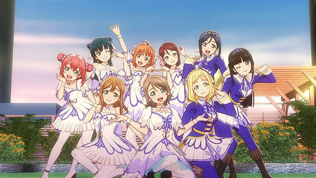 ラブライブ サンシャイン the school idol movie over the rainbow
