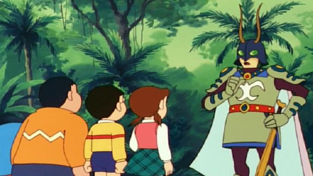 ドラえもん のび太と竜の騎士