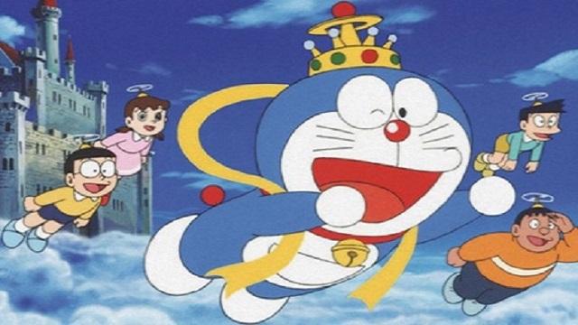 ドラえもん 雲の王国
