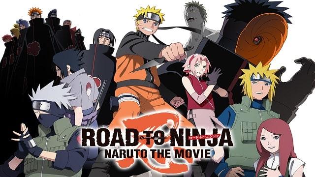 ROAD TO NINJA NARUTO THE MOVIE